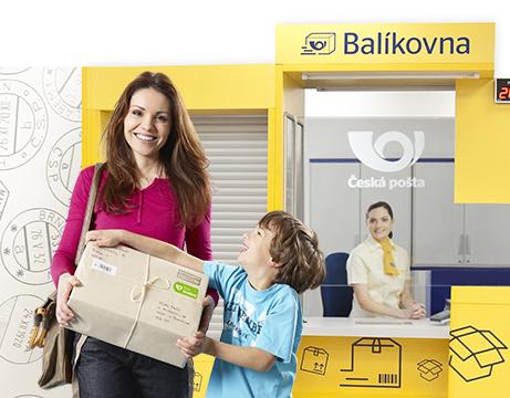 Jak změnit doručení na poštu s Balíkovnou?